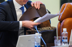 Заседание правительства Челябинской области. Челябинск, чиновник, портфель, документы, министр
