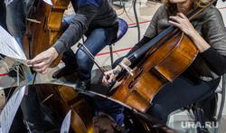 Пианист Денис Мацуев. Магнитогорск, оркестр, музыканты