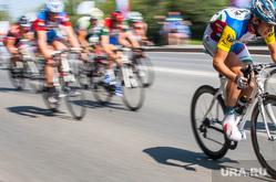 День физкультурника - 2014. Тюмень, гонка, скорость, велоспорт, соревнование