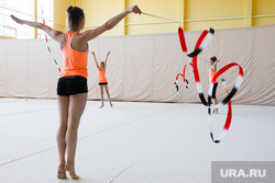 Интервью с Ириной Зильбер-Веселовой. Екатеринбург, спорт, художественная гимнастика