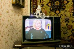 Выставка советского быта. Тюмень, ковер, ссср, вещи, советский союз, ретро, телевизор, советский ковер