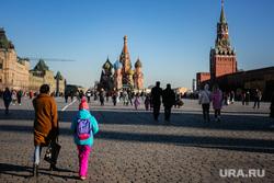 Виды города. Москва, кремль, красная площадь, москва
