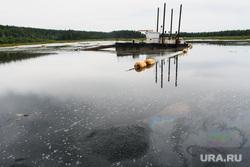 Озеро Здохня и шламонакопитель МУП