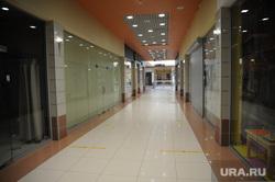 Открытие торгового центра после карантинных мер. Тюмень