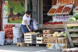 Городские рынки. Курган, торговля, торговые ряды, рынок, овощи фрукты, фруктовый рынок, некрасовский рынок