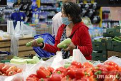 Торговый центр. Курган, овощи, торговый центр, продукты, покупатели, кабачки, торговая сеть, магазин
