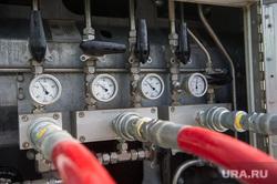 Передвижная газозаправка на АТП-6 для белорусских МАЗов к ЧМ-2018. Екатеринбург, газ, заправка, давление, газовое оборудование, датчики, метан, манометр