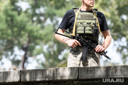 Съемки фильма «Блеф». Екатеринбург, боец, стрелок, чоп, охранник, охрана, солдат, чвк, частная военная компания, наемник