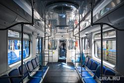 Новые вагоны екатеринбургского метрополитена Екатеринбург, салон, общественный транспорт, вагон метро