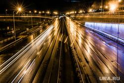 Тюмень ночная. Россия, май 2020, фонари, ночь, дорога, огни города, тюмень, виды тюмени