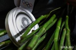 Серебряный призёр Игр в командном турнире по стрельбе из лука на Олимпиаде в Токио Ксения Перова. Екатеринбург , олимпийская медаль, серебряная медаль, медаль олимпиады, награда олимпиады, олимпиада токио2020, tokyo2020, токио2020