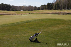 Pine Greek Golf Resort. Сысерть, гольф, поле для гольфа, гольф-клуб