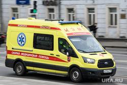 Виды Москвы, реанимобиль, скорая помощь, реанимация, цэмп, центр экстренной медицинской помощи