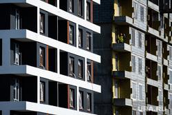 Второе здание муниципального детского сада № 437 в микрорайоне Солнечный. Екатеринбург, жилой дом, новостройки, недвижимость, новостройка, строительные работы, спальный район, ипотека, жилой комплекс, строящийся дом, рабочий, жк, жилье, стройка, многоквартирный дом