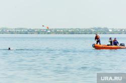 Муниципальный пляж «Первоозерный». Челябинск, мчс, служба спасения, спасатель, утопающий, озеро, тонет