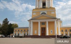 Виды города, Соборная площадь. Пермь, галерея, соборная площадь