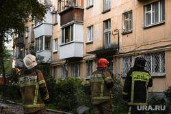 Последствия пожара на Мичурина, 98. Екатеринбург