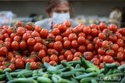 Торговая сеть «Метрополис». Курган, овощи, продукты, помидоры, огурцы, магазин