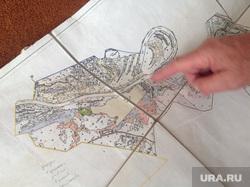 Каменка, убийство Калугина. Тюмень, карта земельного участка, межевание земли