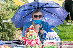 Сны улиц. Тюмень, пенсионер, зонт, бабушка, дождь, человек с зонтом