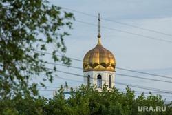 Клипарт. Магнитогорск, часовня, купол, религия, город, православие