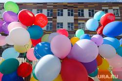 Школа. Кетово, воздушные шары, кетово, школа, школа кетово
