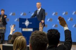 Клипарт. Сток Официальный сайт  «НАТО». Екатеринбург, нато, поднятые руки, столтенберг йенс
