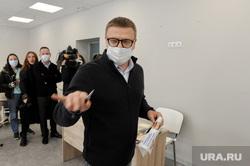 Алексей Текслер осмотрел работы по благоустройству общественных пространств. Челябинск , текслер алексей