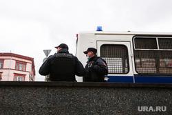 Несанкционированная акция сторонников оппозиционера Алексея Навального. Москва, автозак, митинг, полиция, протест