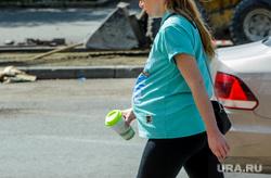 Клипарт. Челябинск, женщина, беременная, беременность