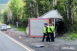 Автодорога М5. Челябинск, фура, м5, дтп, автодорога, происшествие, полиция, авария, автотранспорт, трасса м5, дпс