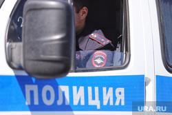 Обрушение надземного перехода на трассе Челябинск -Курган. Курган, полиция