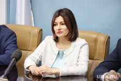 Пресс-конференция с директором департамента строительства Воробъевым Анатолием. Курган , гагарина ирина, портрет