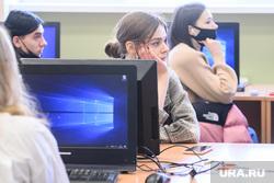 Первый учебный день в Уральском федеральном университете после карантинных мер. Екатеринбург, обучение, учеба, высшее образование, занятия, студенты