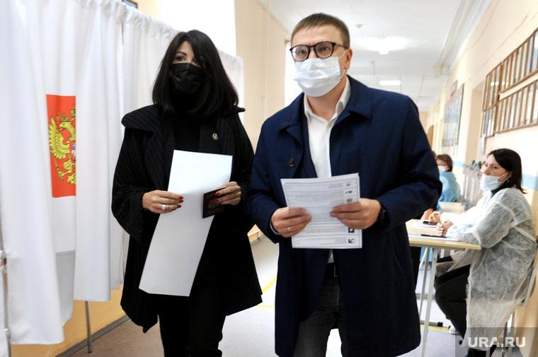 Выборы. Челябинск