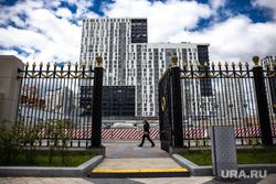 Стадион Екатеринбург-Арена открыли для горожан. Екатеринбург , ворота открыты, жк крыловъ