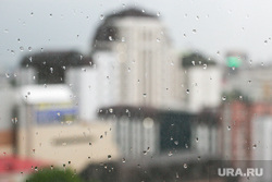Долгожданный дождь. Тюмень, капли дождя, капли на стекле, дождь