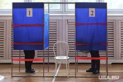 Выборы- 2021. Курган , выборы, кабинки голосования, избирательный участок, голосование, выборы 2021