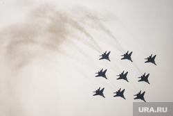 Показательные полеты авиации на МАКС-2021. Москва, стрижи, миг-29, авиашоу, высший пилотаж, авиация, самолет, истрибитель, пилотажная группа