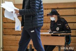 Выборы-2021: 17 сентября. Екатеринбург , дежурный, выборы, полиция, охрана правопорядка