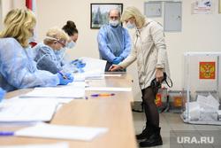 Выборы-2021: 18 сентября. Екатеринбург, выборы, избирательный участок, выборы2021, уик1310