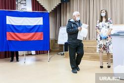Выборы-2021. Тюмень, выборы, избирательный участок, выборы 2021