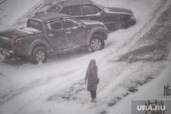 Метель. Курган, снег, непогода, метель, плохая погода, плохая видимость, холод, климат