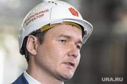 Пресс-тур на Челябинский цинковый завод. Челябинск, избрехт павел