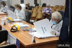 Выборы 2021 воскресенье 19 сентября, голосование и подсчет, ночь выборов. Пермь, участковая избирательная комиссия, избирателный участок, выборы 2021