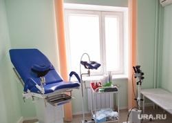 СМТ клиника «Кидс». Екатеринбург, кабинет гинеколога, кабинет уролога