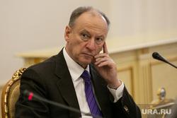 Выездное заседание совета безопасности РФ. Тюмень, патрушев николай