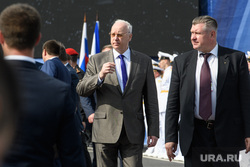 Торжественная церемония празднования Дня ВМФ на Сенатской площади. Санкт-Петербург, бастрыкин александр