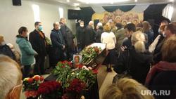 Похороны жертв трагедии в ПГУ. Пермь, похороны