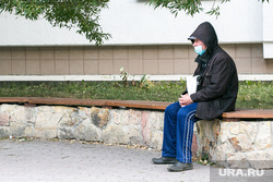 Виды города. Тюмень, пенсионер, пенсия, пожилой человек